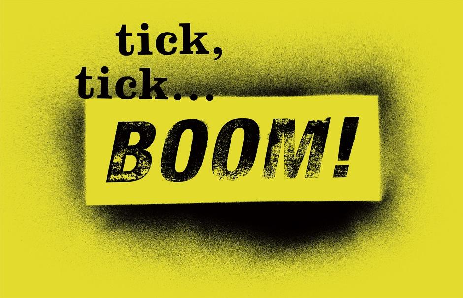 「TICK, TICK… BOOM! MUSICAL」の画像検索結果